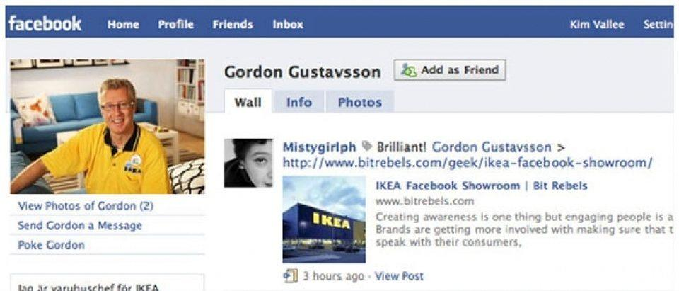 IKEA's brilliant Facebook campaign