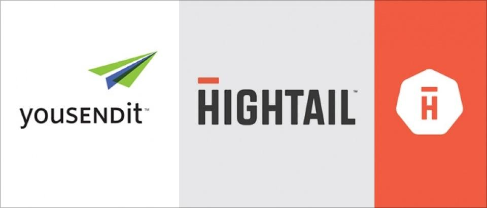 Strategic rebrand and rename of Yousendit to Hightail