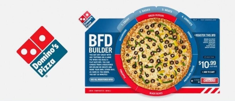 Is the Domino's rebrand too honest?