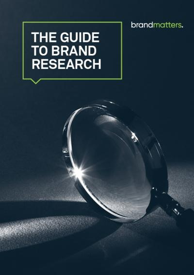 The Guide to Brand Research
