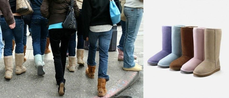 The ugg rebrand pays off ... massively