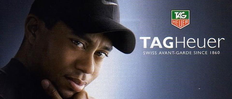 Tag Heuer pulls Tiger Woods endorsement
