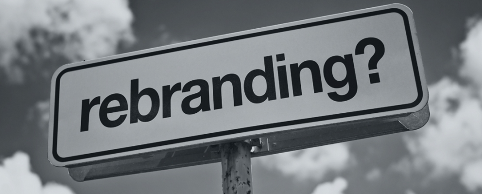 6 signs your organisation needs to invest in a rebrand