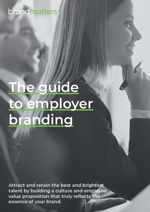 The guide to employer branding