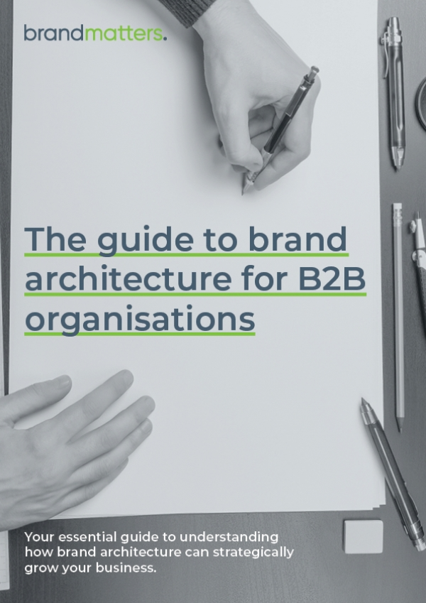 The guide to brand architecture for B2B organisations