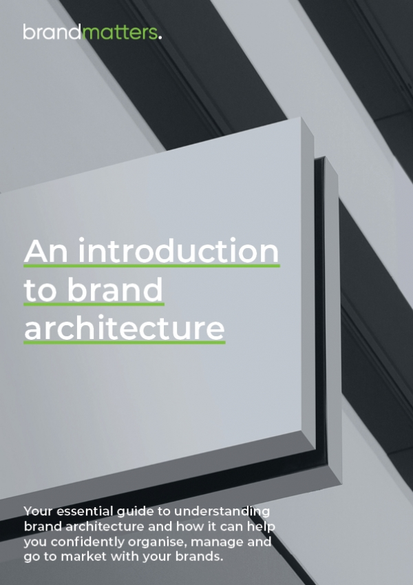 An introduction to brand architecture
