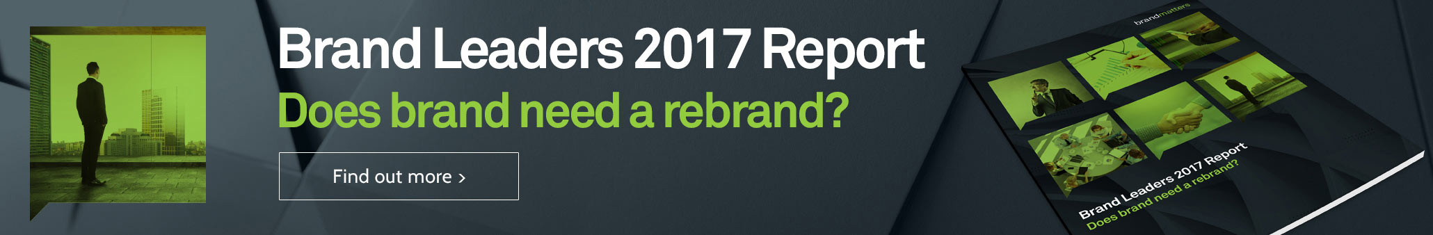 Brand Leaders 2017 Report Banner