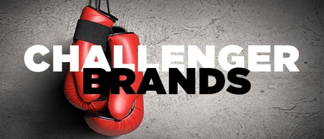 The rise of successful challenger brands