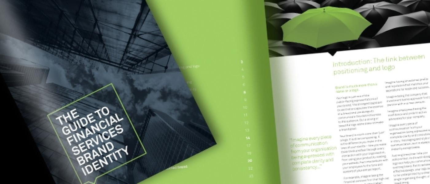 BrandMatters' The guide to financial services brand identity