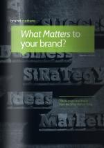 WhatMatters to Your Brand?