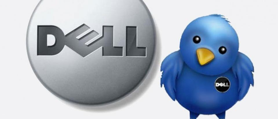 Dell takes in $7.1m from Twitter sales