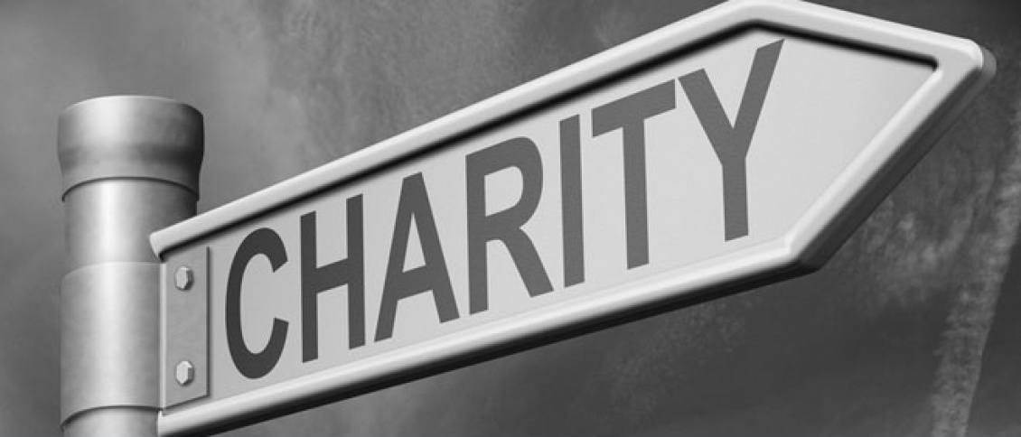 Brand new thinking for charities