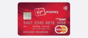 Virgin's new credit card